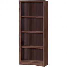 Bevel-Walnut-bookcase-4-space