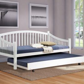 Carla day bed with pullout