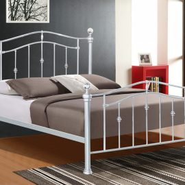 Elizabeth Bed chrome