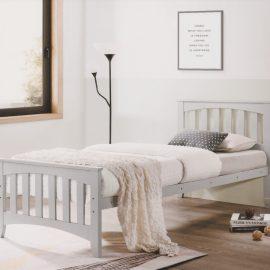 Carina 3' Grey Bed
