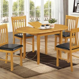 Shannon Natural Oak Ext Set