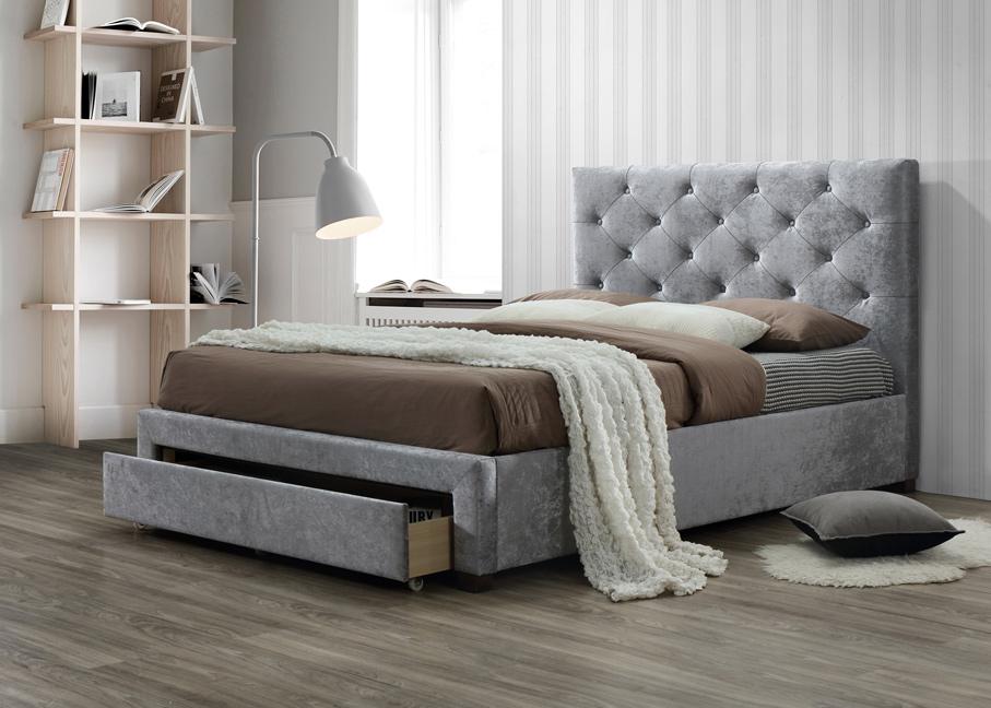Chloe Plush Bed
